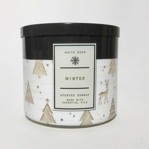 WINTER 3 Wick Scented Candle